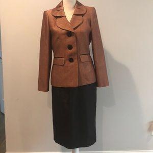 Le Suit 2pc Women's Citrus Breeze Suit - Size 6